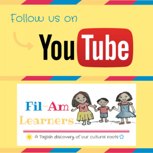follow Filam Learners on Youtube