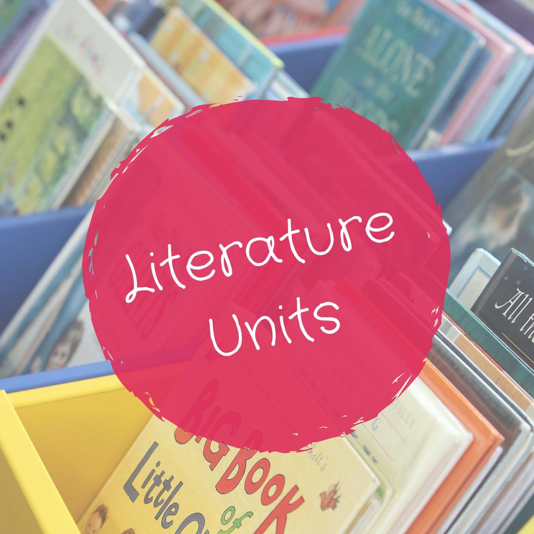 literature units