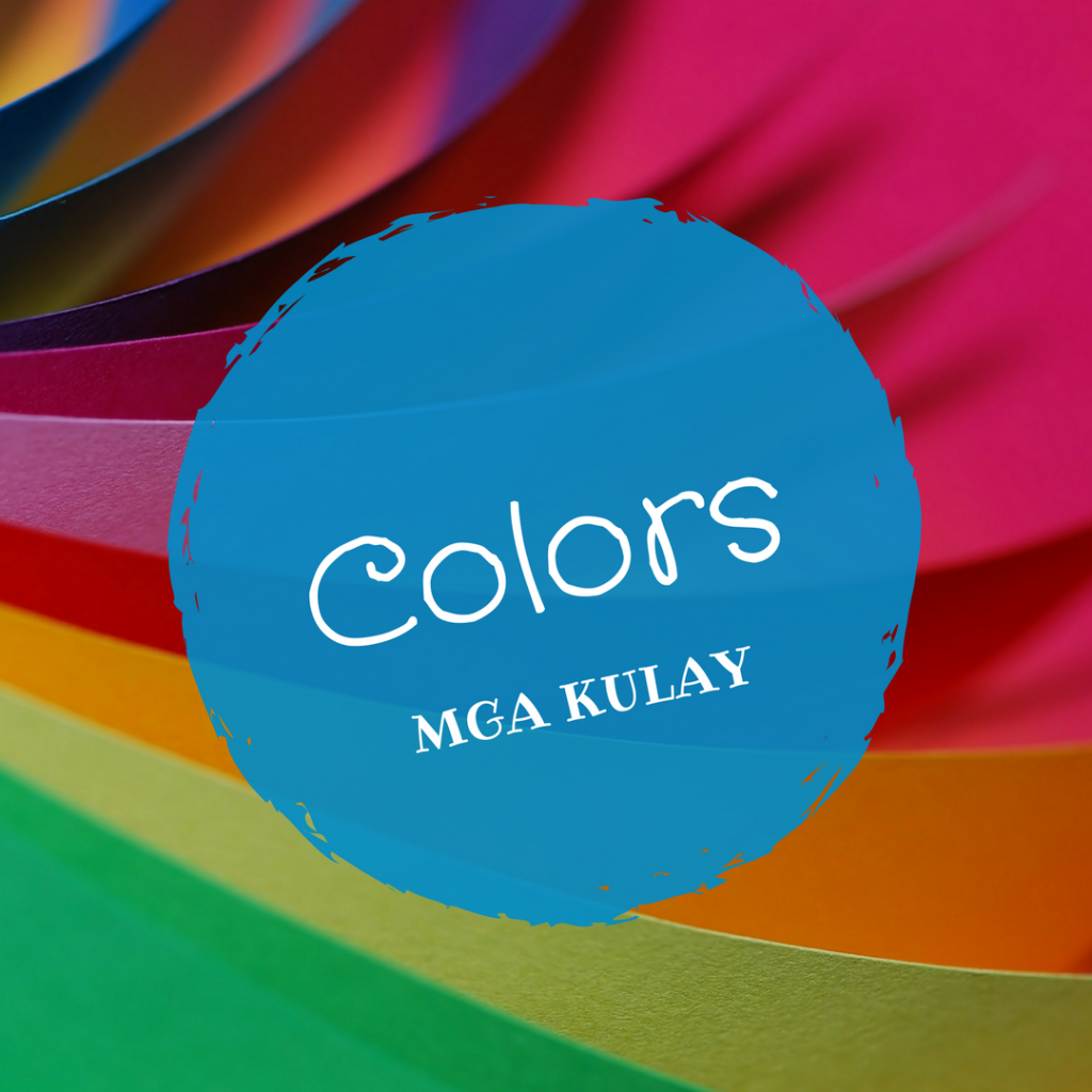 Colors - mga kulay
