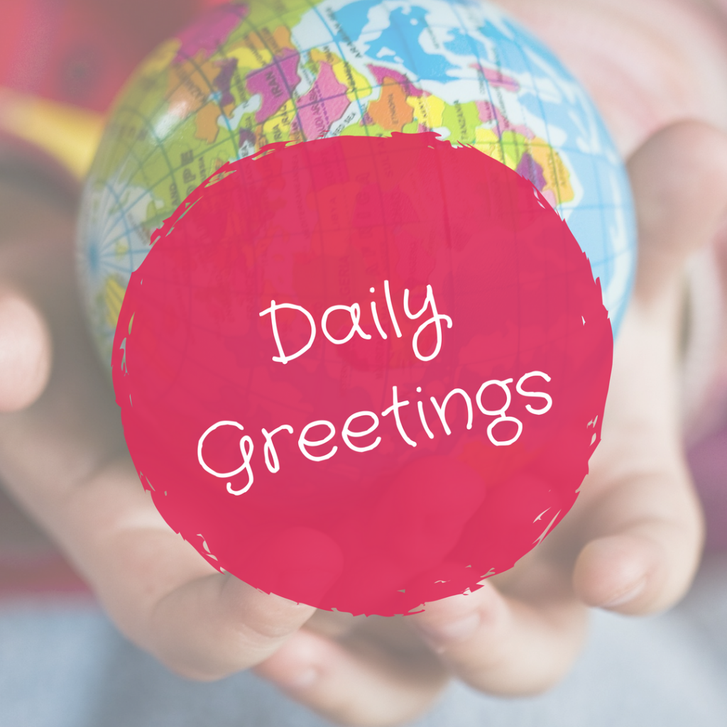 Daily Greetings In Tagalog Fil Am Learners