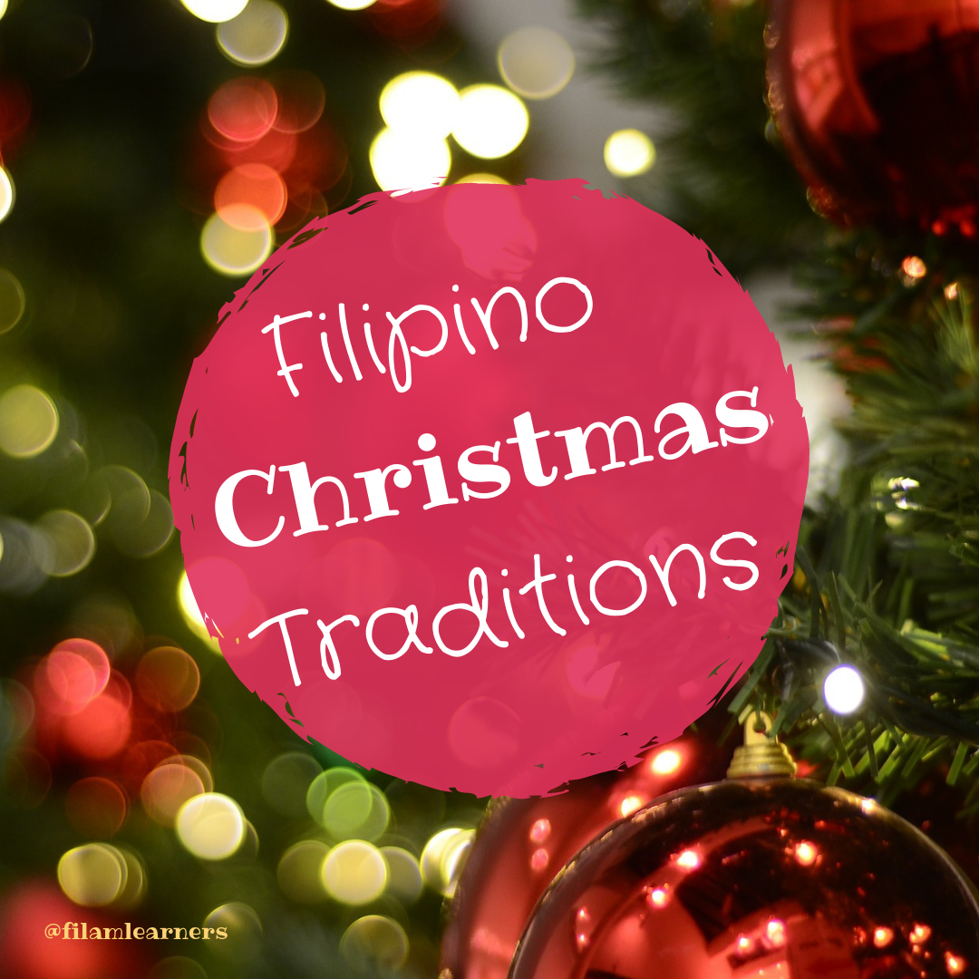 Filipino Christmas Traditions Blog Round-Up