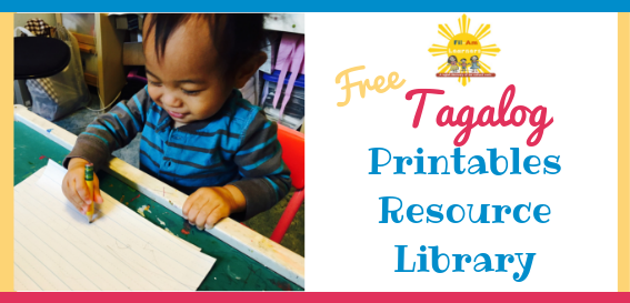 free tagalog printables resource library