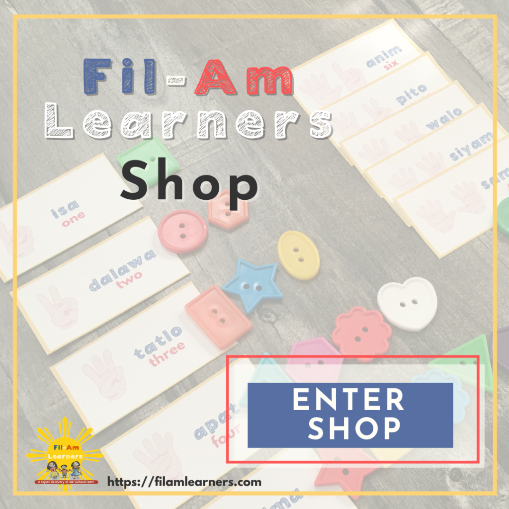 Fil-Am Learners Shop